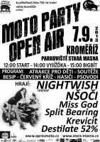 Moto Party Open Air